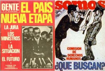 Periodismo y dictadura