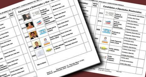 Sistema de Boleta Única y Unificación del Padrón Electoral - Santa Fe