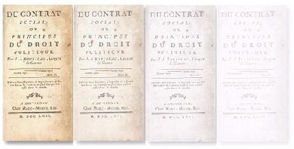 Estado, teorías contractualistas